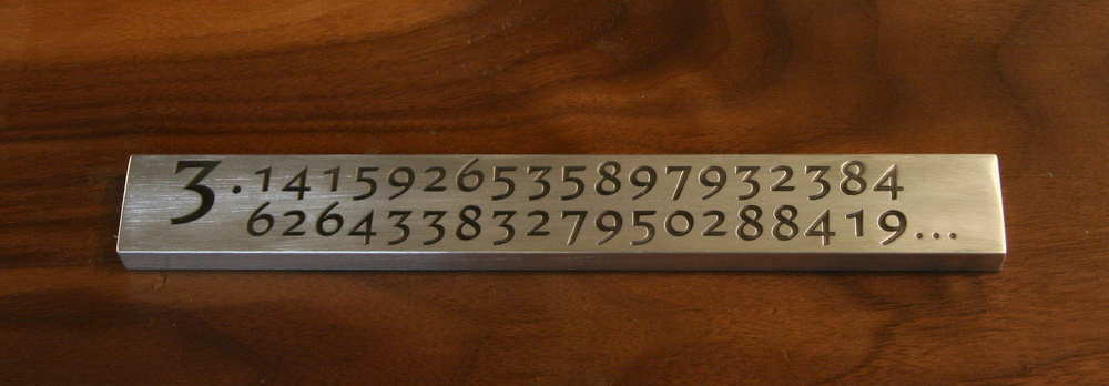 39 Digits of PI